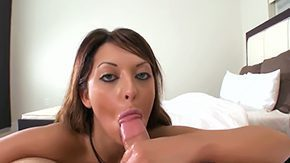 Audrianna Angel, Amateur, Audition, Ball Licking, Belly, Blowjob