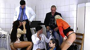 Gyno, Blonde, Blowjob, Brunette, Fetish, French Fetish