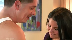 Sophia Lomeli, Aunt, Ball Licking, Banging, Big Cock, Big Natural Tits