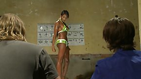 Free Bodybuilder HD porn videos Female Body Building Competition Stalker Ass Fucked by cause of being Creepy