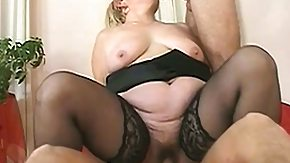 Grannies, Blonde, Blowjob, Cum, Experienced, Grandma