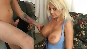 Husband, Big Tits, Blonde, Boobs, Drilled, Hardcore