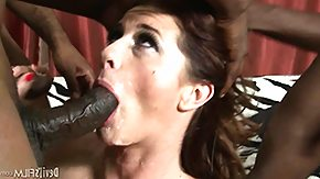 Tears, Big Black Cock, Big Cock, Black, Blowjob, Brunette