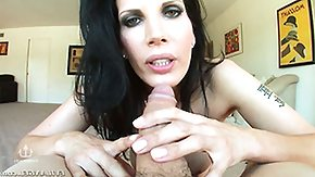 Long Pov, Beauty, Blowjob, Brunette, Cute, Handjob