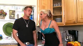 Marie Phoenix, Adorable, American, Aunt, Ball Licking, Banging