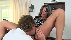 Beauty Milf, Ass, Ass Licking, Aunt, Ball Licking, Big Ass