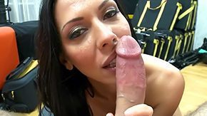 Rachell, Ball Licking, Banging, Big Cock, Big Tits, Bitch