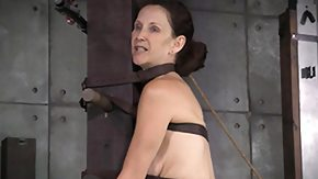 HD Emma tube BDSM slave Emma Haize on the point of punished