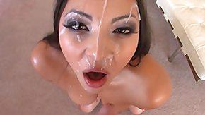 Facials, Babe, Cumshot, Facial, Latina