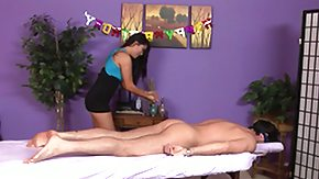 Massage Room, Babe, Big Ass, Big Cock, Birthday, Blindfolded