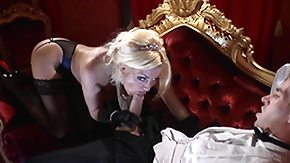 Balcony HD porn tube blonde milf takes it in the balcony