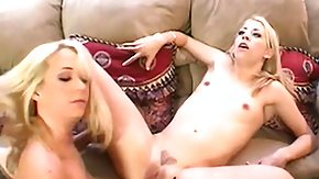 Sofa, Big Tits, Boobs, Dildo, Fingering, Flat Chested
