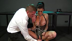 Fingering, BDSM, Big Tits, Brunette, Fingering, Maledom