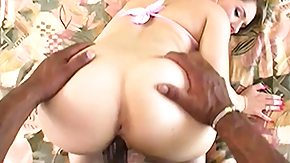 White Black, 10 Inch, Black, Black Teen, Blonde, Blowjob