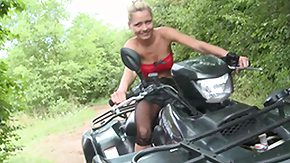 HD Pinky June Sex Tube pinky june can't live without her motorcycle