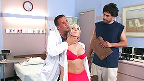 Doc, Blonde, Blowjob, Doctor, Doll, MILF