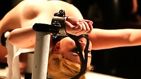 Obedience, BDSM, Blonde, Dominatrix, Femdom, Fingering