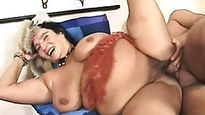 Lady, BBW, Big Tits, Boobs, Brunette, Chubby