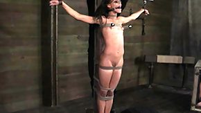 Chained, BDSM, Boobs, Feet, Fetish, Flat Chested