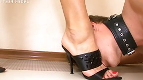 Free Stiletto HD porn videos Under-Feet Video: helga