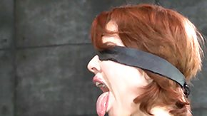 Mask, BDSM, Big Tits, Blindfolded, Blowjob, Mask