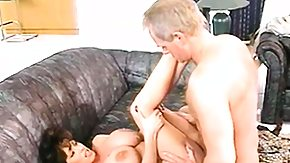 Heather Lee HD porn tube Busty cougar Heather Lee has a horny old stud beating her tight ass
