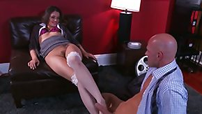 Allie Haze, Ball Licking, Big Natural Tits, Big Tits, Blowbang, Blowjob