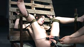 HD Domino tube Submissives pussy toyed by male domino