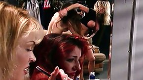 Catfight, Big Tits, Bitch, Blonde, Boobs, Brunette
