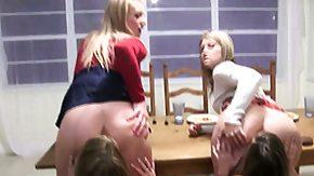 Teens Lesbian, College, Group, High Definition, Lesbian, Lesbian Orgy