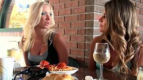 Italian Lesbian HD porn tube Molly Cavalli Nikkie Johnson have decided to learn Italian together They practice basic phrases up and down typical Italian meal but theyll put their tongues to