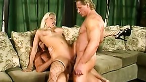 Nikki Hunter, 3some, Anal, Assfucking, Big Tits, Blonde