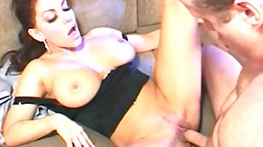 Victoria Valentino, Big Cock, Big Tits, Boobs, Brunette, Drilled