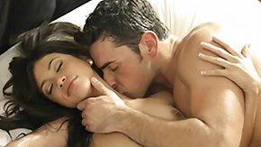 Veronica Rodriguez, Babe, Bed, Bedroom, Brunette, Creampie