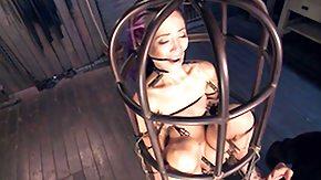 Torture, BDSM, Cage, Vibrator