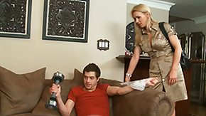 HD Son tube Tanya Tate and her son's bystander