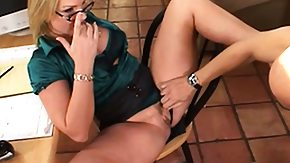 Kinky, Big Ass, Big Cock, Blonde, Blowjob, Feet