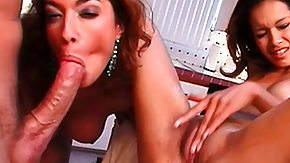 Neighbor, Bend Over, Best Friend, Big Cock, Blowjob, Brunette