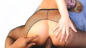 Anal Fishnet, Anal, Assfucking, Big Cock, Bitch, Blonde