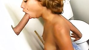Toilet, Beauty, Big Black Cock, Big Cock, Big Tits, Black