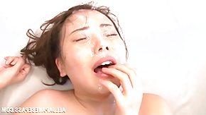 Bukkake, Asian, Bukkake, Cum, Cute, Facial