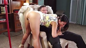 Mouthful HD porn tube Mick Blue fucks Kaylani Lei in her kisser