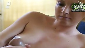 Face Fucked, Ball Licking, Banana, Blonde, Blowbang, Blowjob