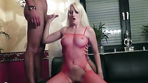 German Orgy, 3some, Big Cock, Big Tits, Blonde, Blowjob