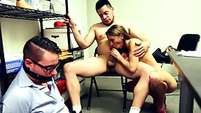 Cuckolds, Adultery, Blowjob, Boobs, Brunette, Cheating
