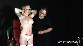 Whipped, BDSM, Blonde, Fetish, High Definition, Punishment