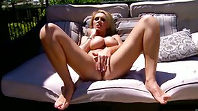 Tanya Tate, Allure, Banana, Big Natural Tits, Big Nipples, Big Tits
