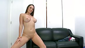 Melanie Hicks, Amateur, Brunette, Casting, Dildo, Facial