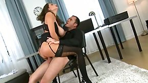 Bodystocking High Definition sex Movies Jane is a burning hot dark brown with big boobs. She is at the office having a business meeting with this guy. You can