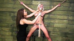 BDSM, BDSM, Blonde, Bondage, Bound, Brunette